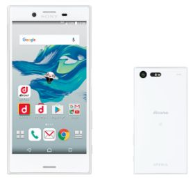 Xperia X Compact SO-02J アップデート情報。